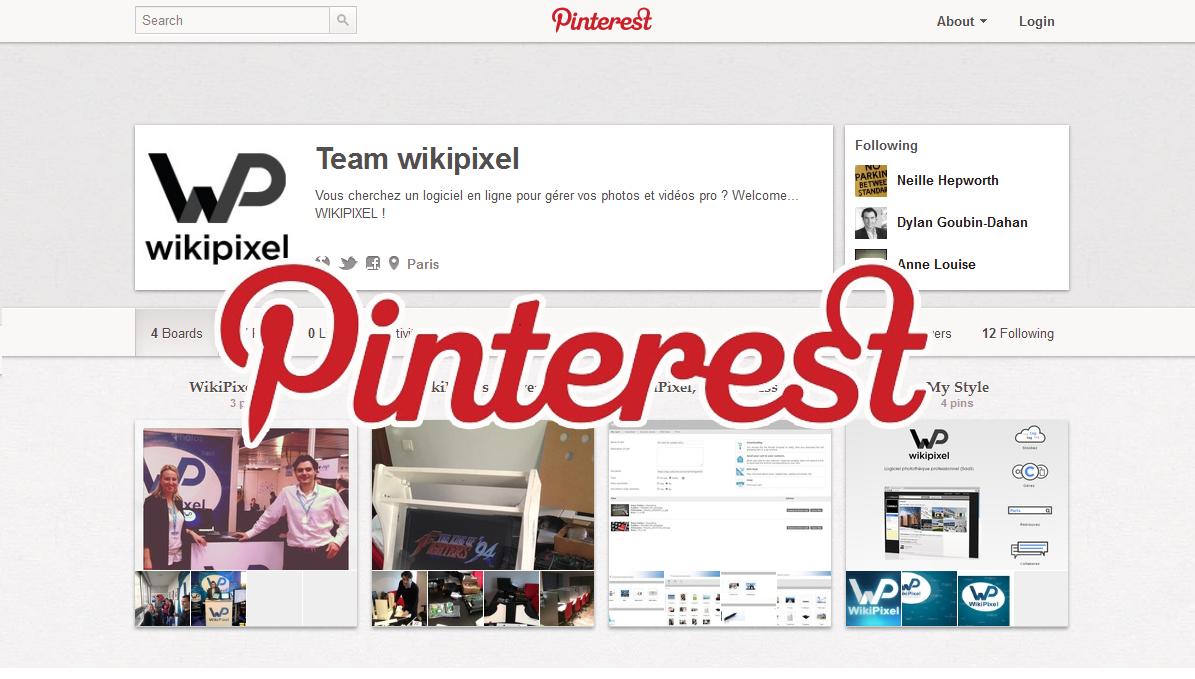 Pinterest WikiPixel